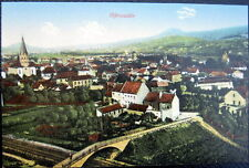 Germany~1900's Ahrweiler ~ Town View ~ Bridge ~ Church