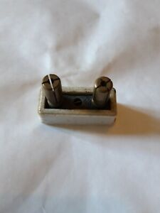 ancien fusible a recharge Neuve en porcelaine  NEUF 15 Ampères /250V Legrand