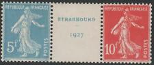 "FRANCE STAMP TIMBRE N° 242 A "" SEMEUSE EXPOSITION STRASBOURG 1927"" NEUFS xx LUXE"