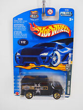 HOT WHEELS 2002 ISSUE ARMORED TRUCK 2/4 DOD DEPARTMENT OF DEFENSE