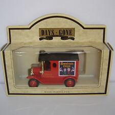 Lledo días GONE Modelo:: 1920 Modelo T Ford Van: ROWNTREES cacao: DG6096a
