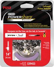 OREGON POWERSHARP PS52E SAW CHAIN & SHARPENING STONE - chainsaw chain