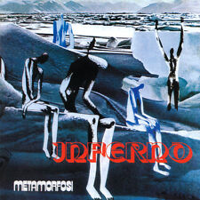 METAMORFOSI Inferno LP italian prog