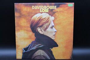 David Bowie - Low (1981) (Vinyl) (RCA – CL 13856)
