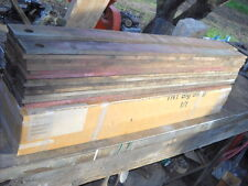 "40 WINE SOAKED  SOLID OAK STRIPS STAVES 36"" LONG = CHEAP=NICE="