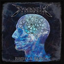 SYNAPTIK - Justify and Reason (NEW*LIM.DCD*UK PROG METAL*WATCHTOWER*EVERGREY)
