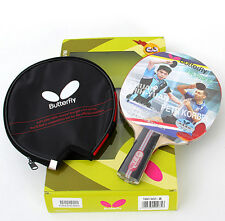 BUTTERFLY TBC302 Table Tennis Racket short Shakehand PING PONG Handle new