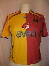 Ancien MAILLOT ADIDAS GALATASARAY SK ISTANBUL FEMME ADO Jersey Maglia Child TBE