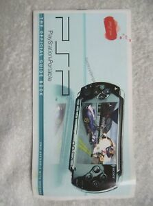 75894 PSP Playstation Portable The Official Guide Book Magazine