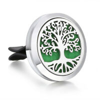 Fragrance & Essential Oil Diffuser Decor Car Air Vent Freshener Aromatherapy 45