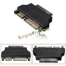 SATA 7 + 15 22 pin maschio a femmina SATA 7 + 6 Pin Adaptor