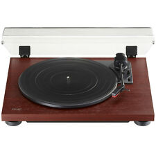 TEAC TN-100-CH Belt-Drive Turntable with Preamp & USB