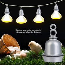 E27 Ceramic Socket Heat Lamp Light Holder For Reptile Infrared Heat Emitter Bulb