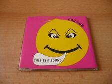 Maxi CD Dux Dux - This is a sound - 1988 - Acid