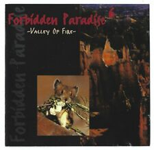 Forbidden paradise 6: Valley of fire  (Mixed by DJ Tiësto)  CD