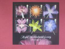 Flowers Great Britain Elizabeth II Decimal Stamps (1971-Now)