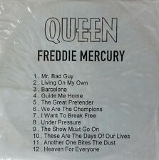 Queen/Freddy Mercury
