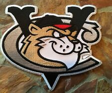 Tri City Valley Cats Throwback Iron On Minor League Baseball Logo Patch