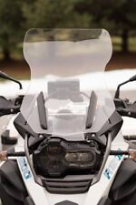 "BMW R1200GSA/R1200GSW ADVENTURE 2013-2016 21"" TALL, CLEAR REPLACEMENT WINDSHIELD"