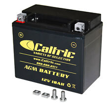 AGM BATTERY Fits HONDA TRX250TE Recon 250 2X4 ES 2002-2016