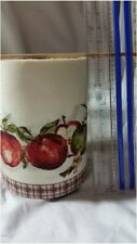 New listing Roll of Fabric with Applies printed on No 1 on Page 27-2