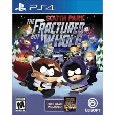 PS4 South Park The Fractured but Whole NEW Sealed REGION FREE Plays on all!