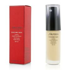 Shiseido Synchro Skin Lasting Liquid Foundation #R4 Rose 4