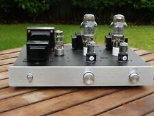 1 x Eric McChanson's  300B SET pEar or timE Amp Valve Tube Stereo integrated NEW