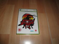 SAMURAI SHODOWN SEN BY SNK - PLAYMORE FOR XBOX 360 UK VERS. NEW FACTORY SEALED