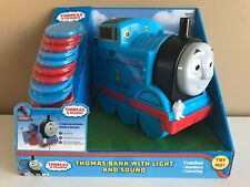 Thomas the Train Educational Learning Toy Bank