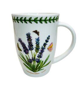 Portmeirion Pimpernel Botanic Garden Zodiac Gemini Lavender Mug Coffee Cup; EUC