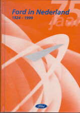 Boek Ford in Nederland 1924-1999