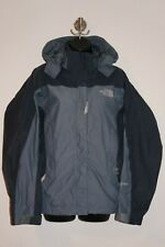 THE NORTH FACE HY-VENT JACKET VINTAGE HOODED TRAIL RAIN COAT WOMENS SIZE M