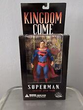 Dc Direct Kingdom Come Series 1 Superman Action Figure