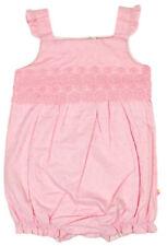 Conjuntos de ropa rosa sin mangas para niñas de 0 a 24 meses