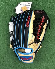 "Wilson A2000 12.25"" Pedroia Fit PF92 Utility Baseball Glove - WTA20RB20PF92"