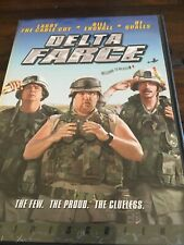 Delta Farce DVD Larry The Cable Guy DJ Qualls