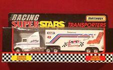 "1996 Matchbox ""Lance Racing"" Super Stars Transporters"