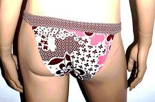 FREYA SLIP BIKINI 1 p. Imprimé marron, rose XS/FR36 'Burst'