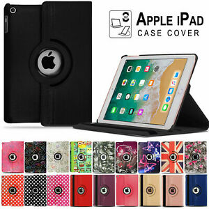 """For iPad Air 1 2 3 10.9"""" 2020 4th Generation Slim Leather Stand SMART CASE Cover"""