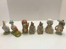 Vintage Beswick Beatrix Potter Animal Figure Collection