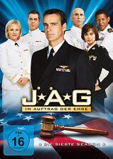 5 DVDs * JAG - IM AUFTRAG DER EHRE ~ STAFFEL / SEASON 7 # NEU OVP +