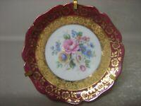 Limoges France miniature decorative plate