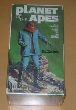 ADDAR  PLANET OF THE APES  DR. ZAIUS  SELAED MODEL KIT  1973
