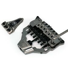 NEW Floyd Rose BoltOn FRX FRTX05000 Tremolo BLACK NICKEL Gibson Les Paul Stop