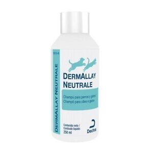 Shampoo For Dogs and Cats Dechra Dermallay Neutral, 250 ML