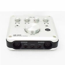 TASCAM USB2.0 2-In/2-Out Audio Interface Onboard DSP Mixer 96kHz