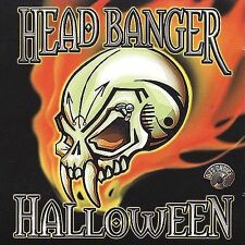 Head Banger Halloween Classic Rock Heavy Metal CD Black Sabbath Metallica OZZY