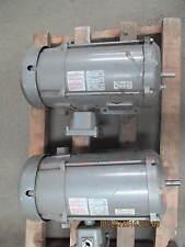 Baldor Electric Motor Part# 35CB3500 .75HP RPM 1750