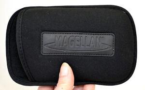 "NEW Original Magellan GPS Neoprene Slip Case Protective Sleeve up to 5"" LCD 4.7"""
